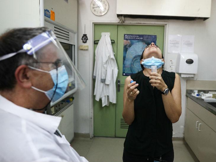 यूएई और इजराइल साथ मिलकर टेस्टिंग डिवाइस बनाएंगे, दोनों देशों के बीच यह पहली बिजनेस डील; दुनिया में 2.17 करोड़ मरीज|विदेश,International - Dainik Bhaskar