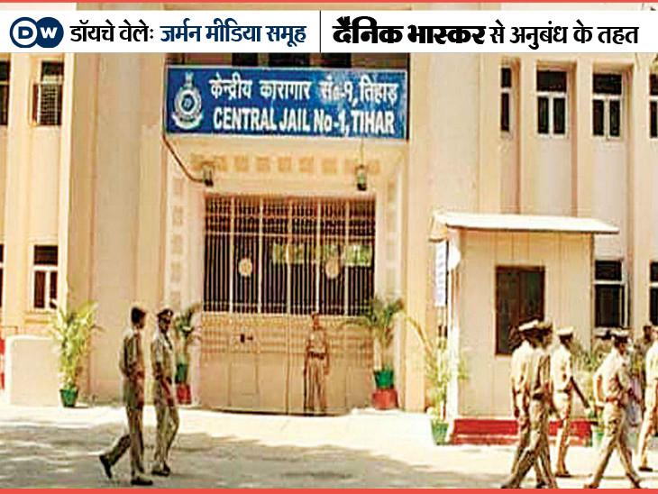 मानवाधिकार आयोग का कहना है कि वीआईपी कैदियों को जेलों में तमाम सुविधाएं मिलती हैं, लेकिन आम कैदी दुर्दशा में रहते हैं। - Dainik Bhaskar