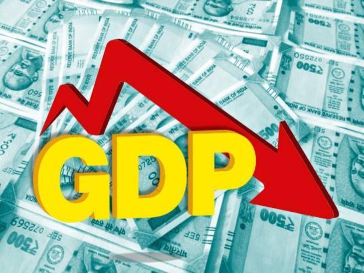 चालू वित्त वर्ष की पहली तिमाही में देश की जीडीपी में 16.5 प्रतिशत की आ सकती है गिरावट-एसबीआई इकोरैप|बिजनेस,Business - Dainik Bhaskar