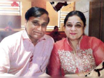 आरोपी ने कबूला- केयर टेकर की चीख सुनकर पड़ोसी न आए होते तो आंटी की भी हत्या कर देते इंदौर,Indore - Dainik Bhaskar