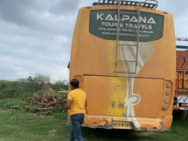 16 घंटे बाद बस इटावा में मिली; पुलिस बोली- फाइनेंस कंपनी ने उठाई थी, कंपनी बोली- हमारी कोई बकाएदारी नहीं, लेन-देन का सामने आया विवाद उत्तरप्रदेश,Uttar Pradesh - Dainik Bhaskar