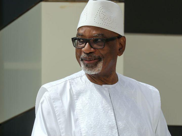 माली में राष्ट्रपति इब्राहिम बॉबकर कीता को हटाने के लिए कई दिनों से प्रदर्शन हो रहे थे।