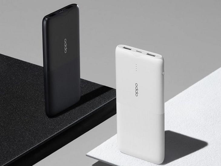 ओप्पो ने 1299 रुपए में 10000mAh बैटरी वाली पावरबैंक लॉन्च किया, अभी 10% का डिस्काउंट भी मिलेगा; 18 वॉट की चार्जिंग सपोर्ट करेगा|टेक & ऑटो,Tech & Auto - Dainik Bhaskar