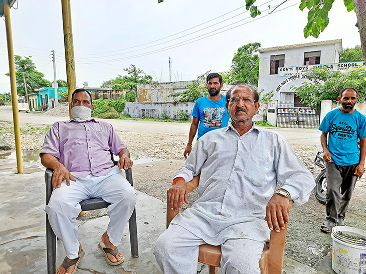 Only refuges live in Makwal camp. Now the government is going to give them 25-25 lakh rupees.