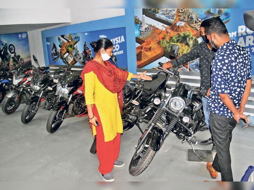 गणेश चतुर्थी पर बिकेंगे 20 कराेड़ के वाहन, रियल एस्टेट में भी रहेगी तेजी, 1000 फाेर व्हीलर और टूव्हीलर बिकने की उम्मीद|राजस्थान,Rajasthan - Dainik Bhaskar