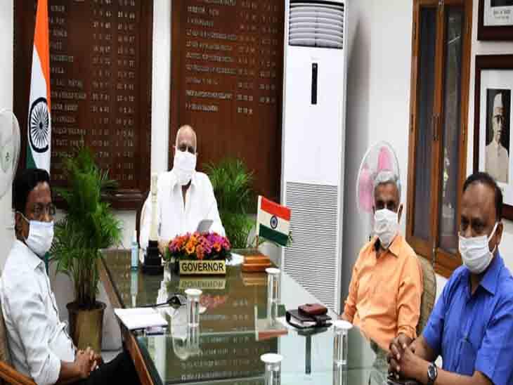 चंडीगढ़ प्रशासक ने अधिकारियों से मीटिंग के बाद वीकएंड पर मार्केटस व सरकारी ऑफिस बंद करने के आदेश दिए
