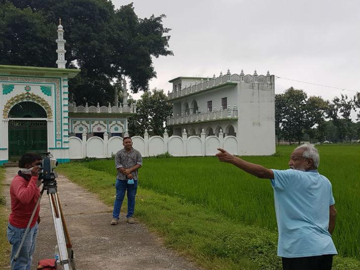 1400 वर्गमीटर जमीन पर बनेगी इबादतगाह, इतने ही क्षेत्रफल में थी बाबरी मस्जिद; रहीम-रसखान और कबीर पर रिसर्च सेंटर भी होगा उत्तरप्रदेश,Uttar Pradesh - Dainik Bhaskar