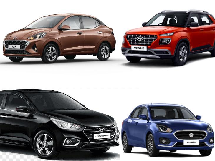 इन 10 कारों में मिलेगा 25.4 kmpl तक का माइलेज, टॉप-10 की लिस्ट में मारुति सुजुकी की सिर्फ एक कार टेक & ऑटो,Tech & Auto - Dainik Bhaskar