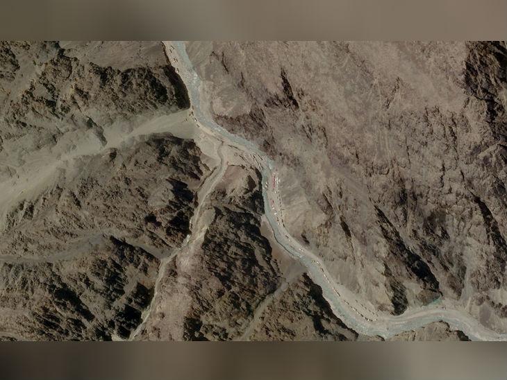 हाल के दिनों में भारतीय और चीनी सैनिकों के बीच पैंगोंग त्सो झील के पास लद्दाख में तनाव की स्थिति देखने को मिली है।
