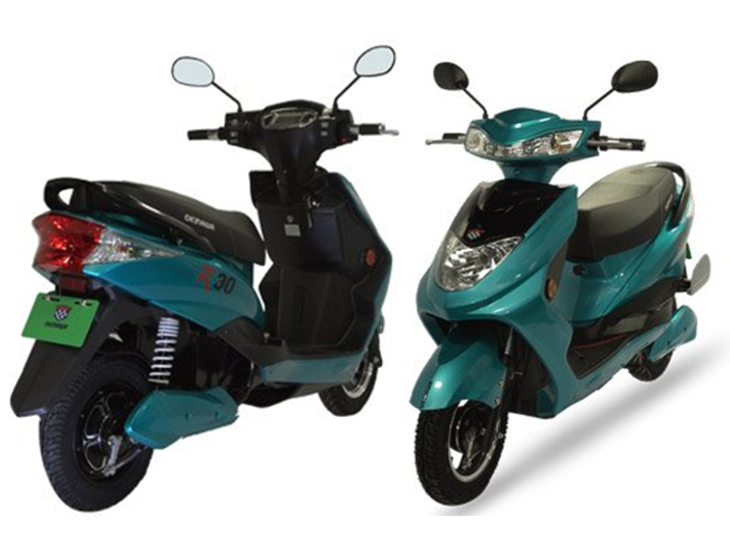 ओकिनावा ने नया R30 इलेक्ट्रिक स्कूटर उतारा, मोबाइल की तरह कहीं भी चार्ज कर पाएंगे इसकी बैटरी; 1km का खर्च करीब 1.50 रुपए टेक & ऑटो,Tech & Auto - Dainik Bhaskar