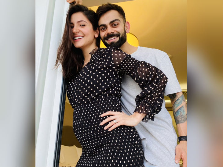 Virat Kohli, the captain of the Indian cricket team, has given a great news to his fans by tweeting. Virat wrote in a picture post with his wife Anushka Sharma that in January 2021 we will be three.