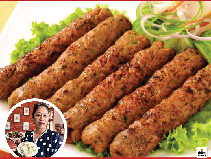 डाेमा ने याद किए प्यारे कबाब।