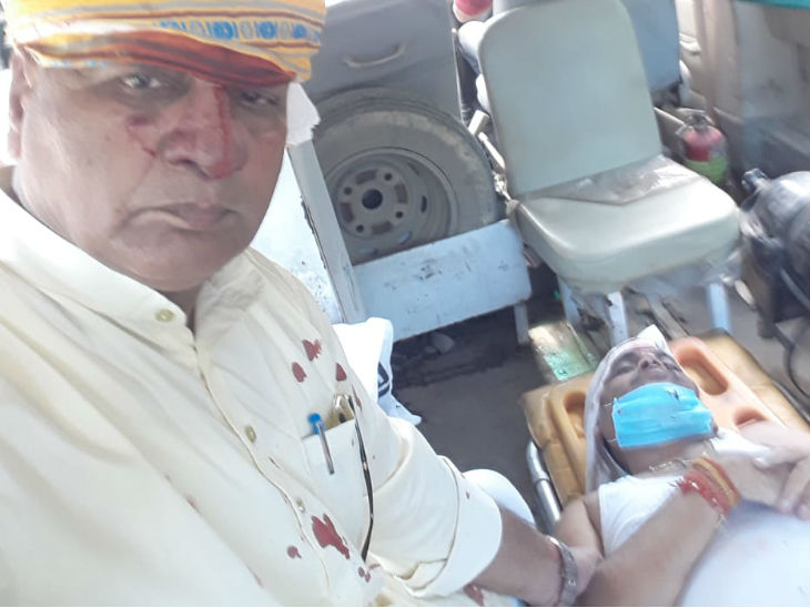 वाराणसी के पूर्व सांसद राजेश मिश्र का जौनपुर जिले में एक्सीडेंट, सिर में लगी गंभीर चोट, पैर भी टूटा उत्तरप्रदेश,Uttar Pradesh - Dainik Bhaskar