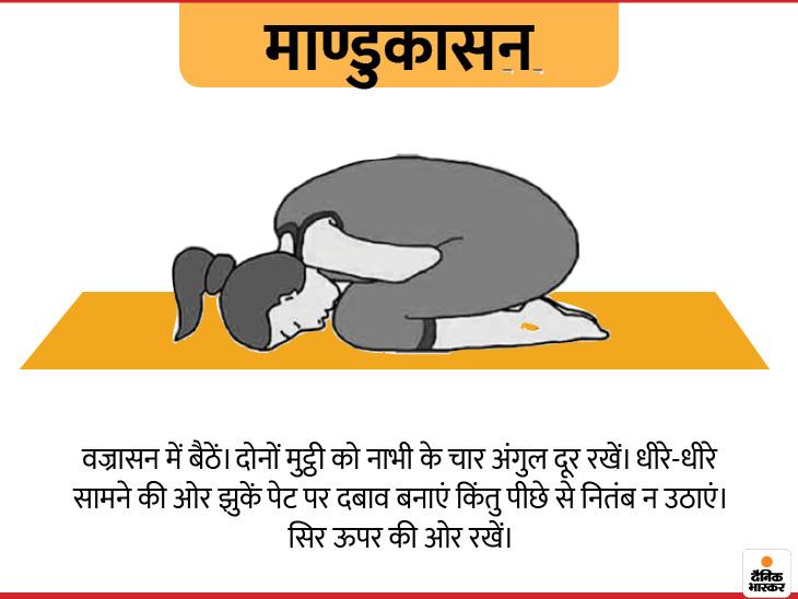 With the help of these 9 Yogasanas at home, you can get rid of bad digestion and stress, Vrikshasana is very beneficial for children. | घर में रहकर इन 9 योगासनों की मदद से खराब डाइजेशन और स्ट्रेस से पा सकते हैं निजात, बच्चों के लिए काफी फायदेमंद है वृक्षासन
