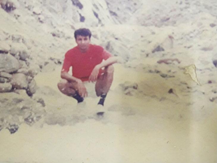 दिल्ली के रहने वाले अशोक उप्पल दो बार पैदल लद्दाख जा चुके हैं। जब वे 17 साल के थे तब से ही यात्रा कर रहे हैं।