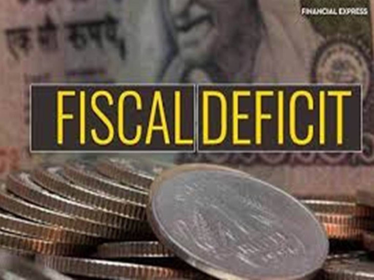 देश का वित्तीय घाटा इस कारोबारी साल में जीडीपी के 8% से ऊपर जाने की आशंका|बिजनेस,Business - Dainik Bhaskar