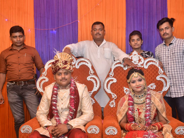 विकास दुबे के गुर्गे अमर की पत्नी को किशोर न्याय बोर्ड ने माना नाबालिग, पुलिस ने व्यस्क बताकर भेजा था जेल|उत्तरप्रदेश,Uttar Pradesh - Dainik Bhaskar
