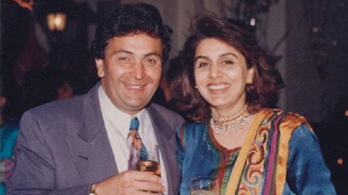 ऋषि कपूर ने नीतू से 1980 में शादी की थी।