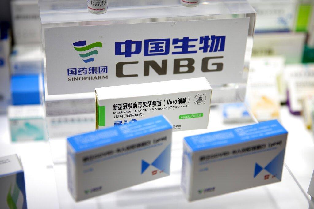 ચાઇનીઝ કંપનીઓએ કોરોનાની રસી પ્રદર્શનમાં મૂકી
