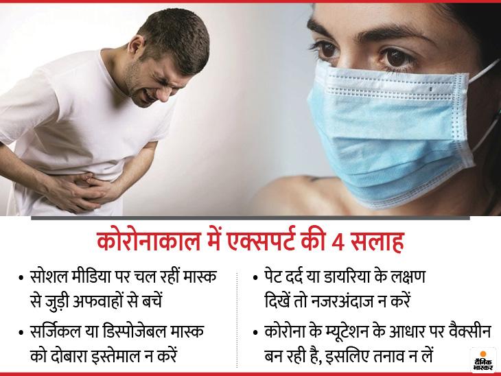 क्या देश में कोरोना का पीक आ चुका है तो ऐसे में खुद से ही टेस्ट करा लेना चाहिए और कौन सी वैक्सीन असरदार होगी ? लाइफ & साइंस,Happy Life - Dainik Bhaskar