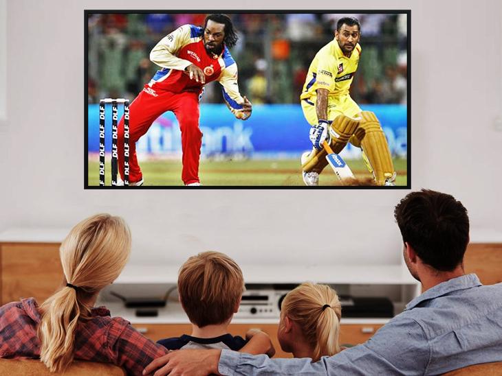 IPL को ज्यादा मजेदार बना देंगे 43-इंच स्क्रीन वाले ये 10 टीवी, कीमत 20 हजार से भी कम; 1000 रु से भी कम में कंपनी दे रही खरीदने का मौका टेक & ऑटो,Tech & Auto - Dainik Bhaskar