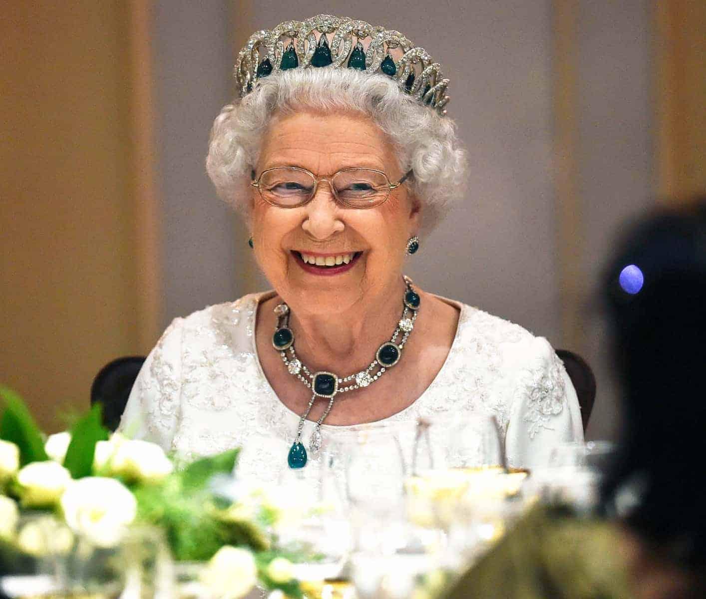 Queen Elizabeth was crowned in February 1952.