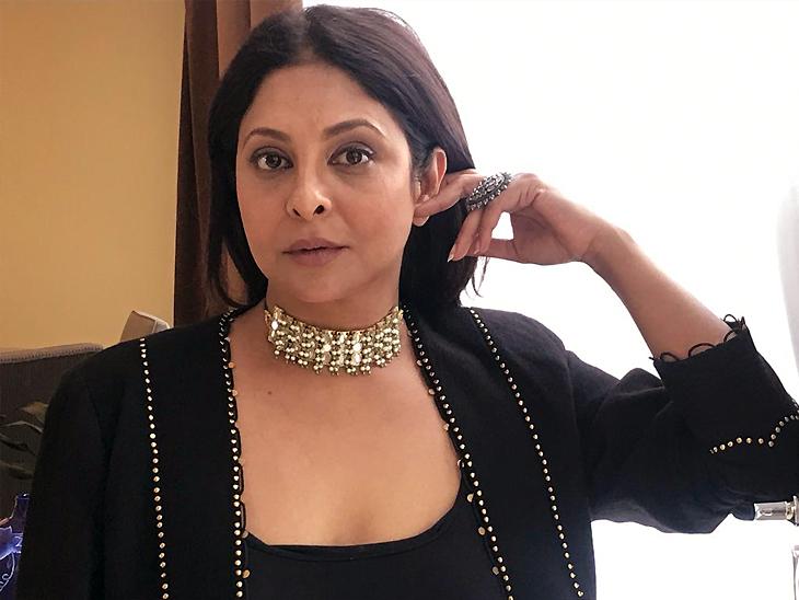 अभिनेत्री शेफाली शाह बनीं निर्देशक, 7 लोगों की टीम के साथ शूट की पूरी शॉर्ट फिल्म|बॉलीवुड,Bollywood - Dainik Bhaskar