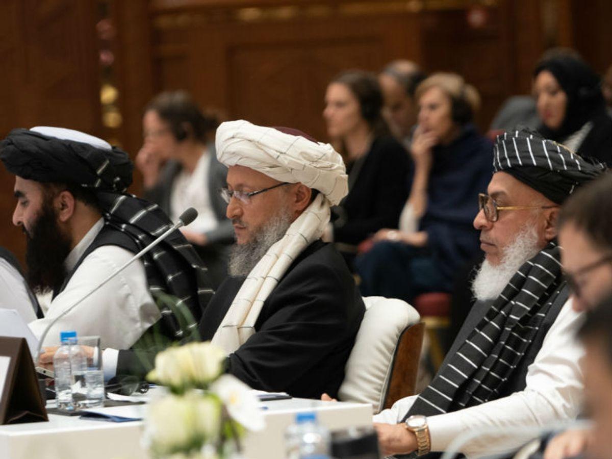 Intra-Afghan peace talks  Zalmay Khalilzad said a test for both sides   अमेरिका के विदेश मंत्री पोम्पियो दोहा पहुंचे, विशेष दूत खलीलजाद ने कहा- दोनों पक्षों के लिए परीक्षा का समय
