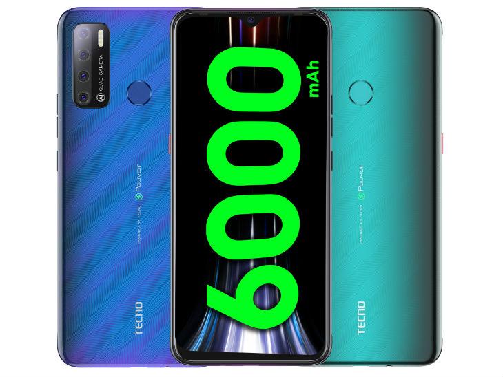 रियलमी C12 को चुनौती देगा टेक्नो का नया स्पार्क पावर 2 एयर स्मार्टफोन, 8499 रुपए में मिलेगा 7 इंच डिस्प्ले और 6000mAh बैटरी टेक & ऑटो,Tech & Auto - Dainik Bhaskar