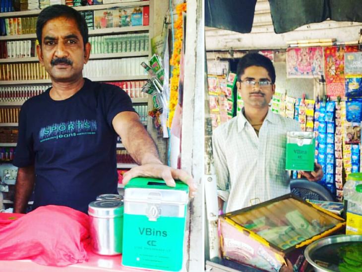 नमन की कंपनी ने दिल्ली, गुड़गांव और नोएडा में टी-शॉप्स और सिगरेट शॉप्स पर वैल्यू बिन उपलब्ध कराई हैं, इसमें सिगरेट बट इकट्ठा होती है।