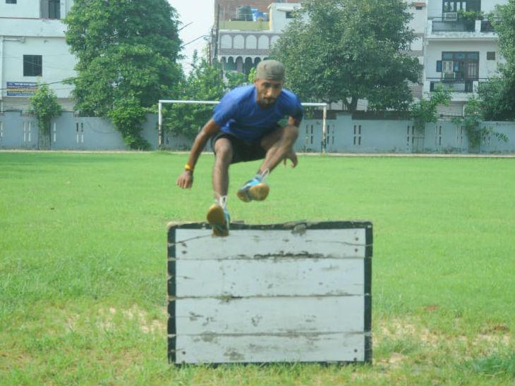 राम हरक को रेस बहुत पसंद।