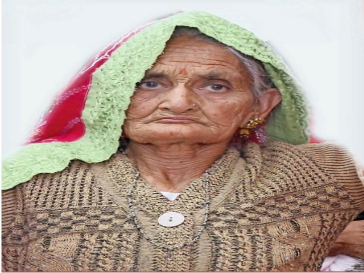 दुसाद की मां चिमना देवी