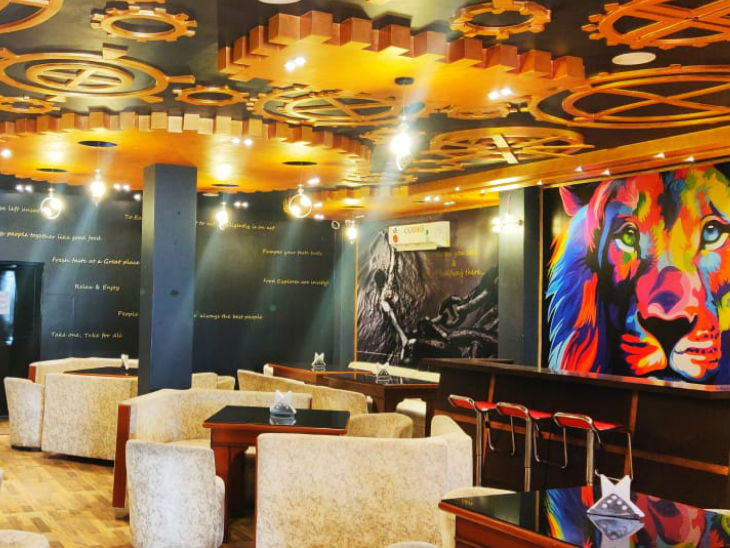 Both have emphasized ambience and experience in making their restaurants. Selfie zone has also been created so that people can share their photos on social media.