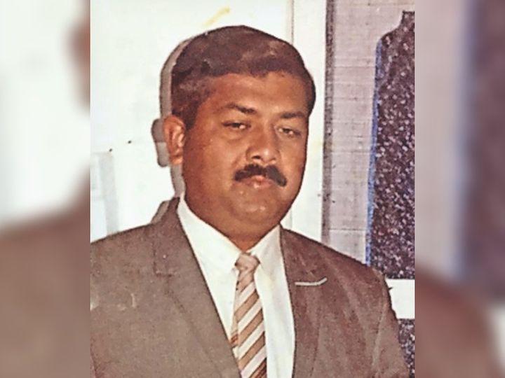 क्रिकेटर सुरेश रैना के फूफा ठेकेदार अशोक कुमार की फाइल फोटो, जिनका लुटेरों ने कत्ल कर दिया था।