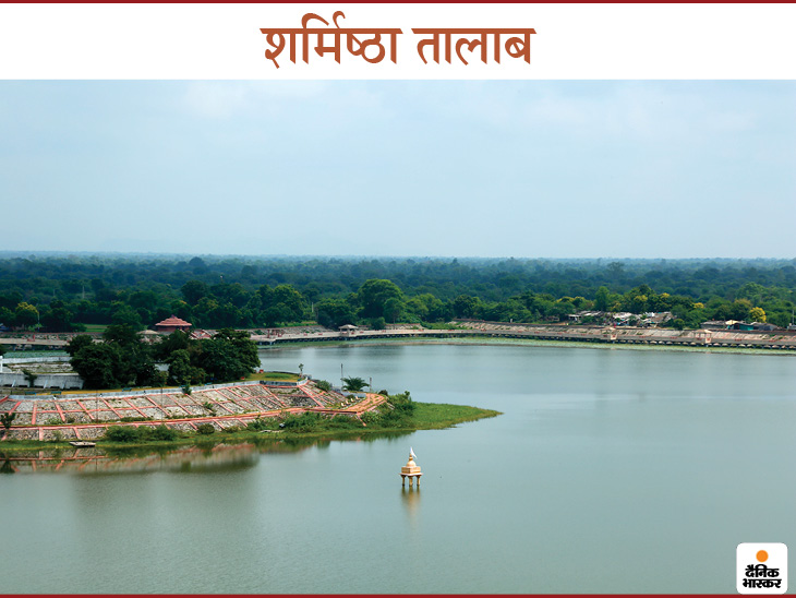 फिलहाल यहां 70 से अधिक तालाब हैं और अब इन्हें ही उदयपुर मॉडल के तर्ज पर विकसित किया जा रहा है।