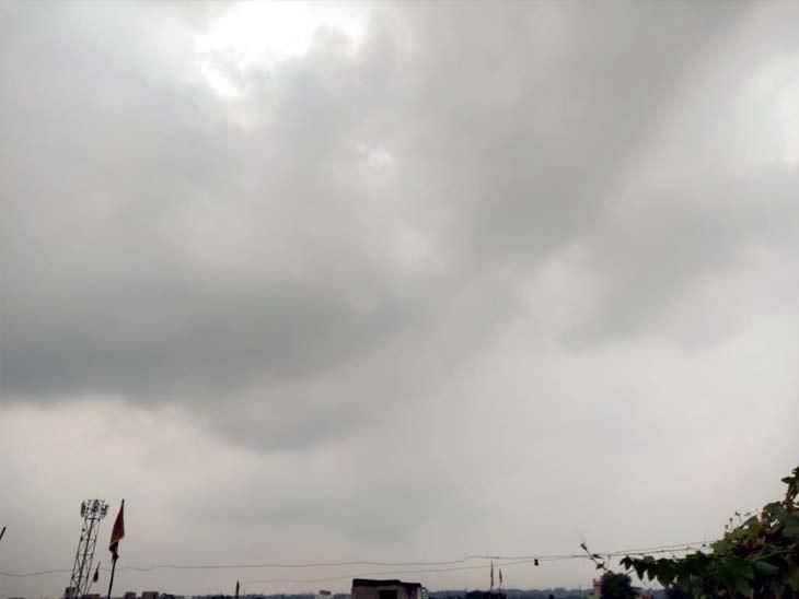 18 सितंबर को भी ऐसा ही मौसम रहने का पूर्वानुमान है।