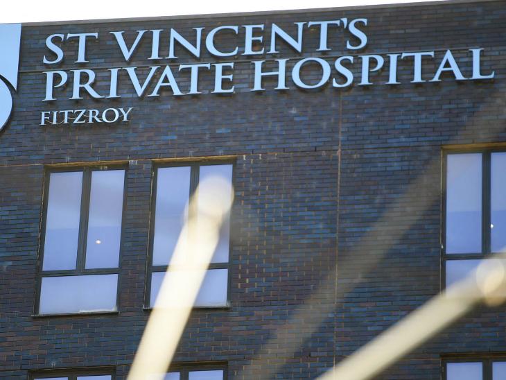ऑस्ट्रेलिया के मेलबर्न शहर स्थित इसी हॉस्पिटल में 100 साल का संक्रमित मरीज अब स्वस्थ हो चुका है। ऑस्ट्रेलिया में संक्रमण की दूसरी लहर देखी जा रही है।