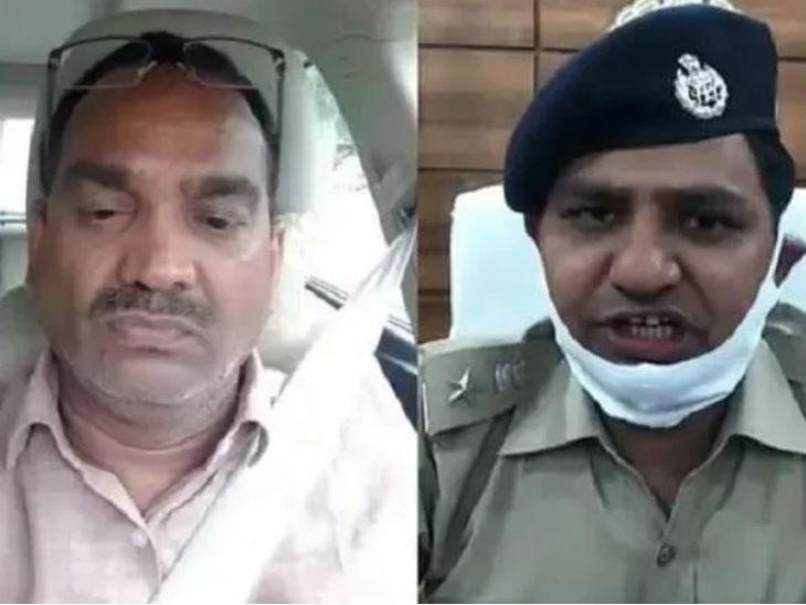 Mahoba Businessman Indrakant Tripathi Murder Case Update; SIT Interrogate Ex MLA And Three Businessman Over Killing Of Indrakant Tripathi Uttar Pradesh Police Searching For Ips Manilal Patidar   एसआईटी ने पूर्व विधायक