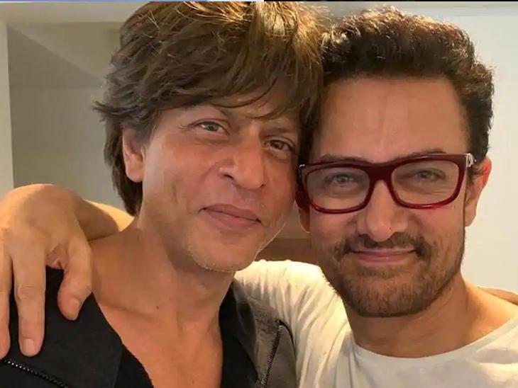 शाहरुख खान राजकुमार हिरानी के निर्देशन में बन रही अपनी अगली फिल्म की शूटिंग के लिए कनाडा जा सकते हैं। आमिर खान कुछ दिनों पहले ही तुर्की से अपनी फिल्म 'लालसिंह चड्ढा' की शूटिंग कर लौटे हैं।