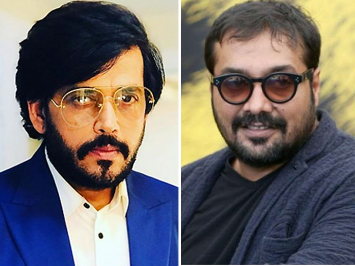अनुराग कश्यप बोले- रवि किशन लंबे समय तक वीड का सेवन करते रहे और यह पूरी दुनिया को मालूम, रवि का जवाब- उनकी तबीयत ठीक नहीं है बॉलीवुड,Bollywood - Dainik Bhaskar