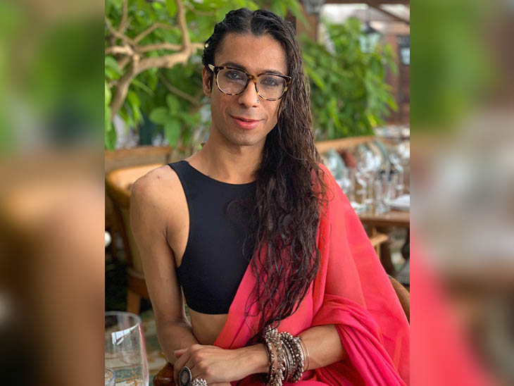 सोशल एक्टिविस्ट विक्रमादित्य सहाय ने चलाया 'मम्मी की साड़ी प्रोजेक्ट' ताकि महिलाएं घर में रखी पुरानी साड़ियां ट्रांसजेंडर्स और गरीबों को बांट सकें|लाइफस्टाइल,Lifestyle - Dainik Bhaskar