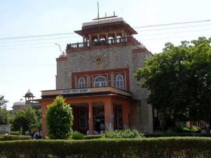 रिश्वत लेने पर निलंबित प्रो. आरपी सिंह के जेएनवीयू कार्यकाल की भी होगी जांच|जोधपुर,Jodhpur - Dainik Bhaskar