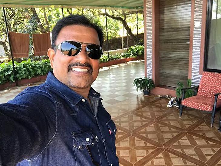 'Khali Yellow' Action Director Parvez Sheikh.