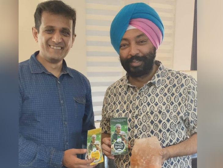 हाल ही में हर्षित चर्चित शेफ हरपाल सिंह सोढ़ी से मिले थे और उन्हें अपने प्रोडक्ट के बारे में बताया। उन्हें यह आइडिया पसंद आया और वे दिदसारी सॉल्ट के साथ ब्रांड एम्बेसडर के तौर पर जुड़ गए।