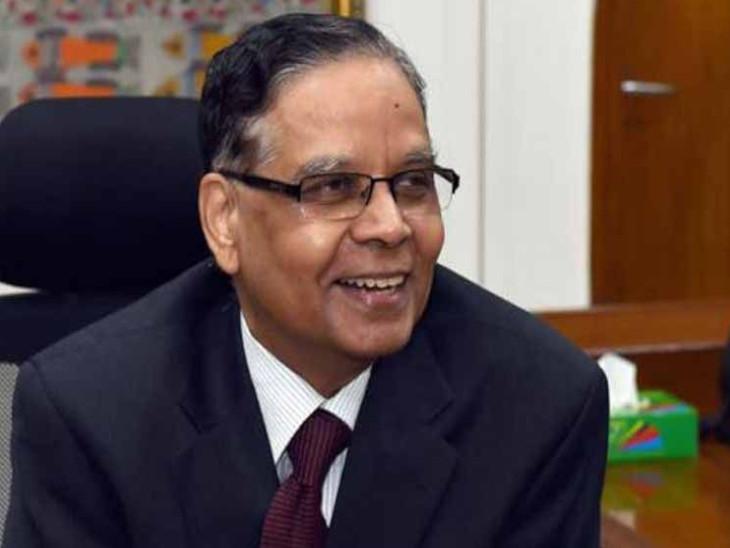 नीति आयोग के पूर्व वाइस चेयरमैन अरविंद पनगढ़िया ने कहा कि हमें अमेरिका और यूरोपियन यूनियन के साथ भी फ्री ट्रेड समझौता करना चाहिए। - Dainik Bhaskar
