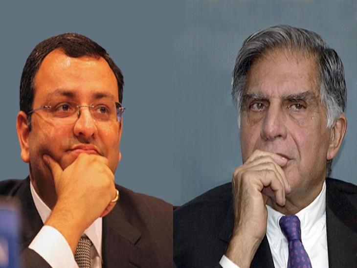 देश के सबसे बड़े औद्योगिक समूह टाटा ग्रुप और उसके सबसे बड़े माइनोरिटी स्टेकहोल्डर मिस्त्री परिवार के बीच शेयरों को लेकर पिछले एक साल से कानूनी विवाद चल रहा है। - Dainik Bhaskar