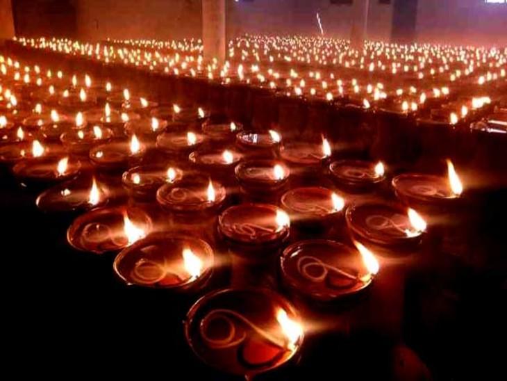 जोत जलेंगे या नहीं इसे लेकर असमंजस बढ़ा क्योंकि नवरात्रि की गाइडलाइन में इसका कहीं जिक्र तक नहीं|छत्तीसगढ़,Chhattisgarh - Dainik Bhaskar