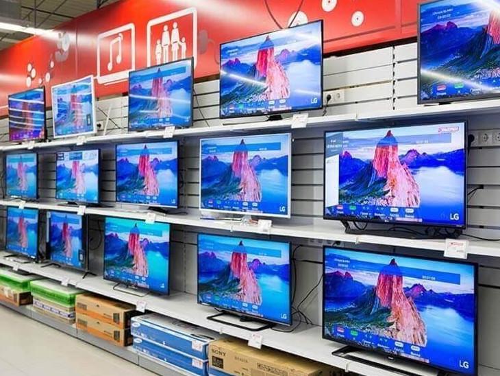 अगले सप्ताह से TV खरीदना पड़ेगा महंगा, बढ़ सकते हैं दाम; 1 अक्टूबर से सरकार लागू करने जा रही है नया नियम, जानिए किस साइज की टीवी कितनी महंगी होगी?|बिजनेस,Business - Dainik Bhaskar