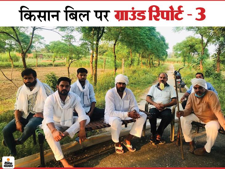 किसान आंदोलन की जन्मभूमि में हरियाणा-पंजाब जैसा आक्रोश नहीं, लोग कहते हैं- अब यहां किसानों की नहीं, धर्म और सांप्रदायिकता की राजनीति होती है'|DB ओरिजिनल,DB Original - Dainik Bhaskar