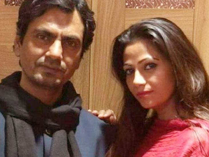 नवाजुद्दीन सिद्दीकी ने पत्नी आलिया को अरबी भाषा में लिखा खुलानामा भिजवाया, कहा- दोनों की शादी कभी हुई ही नहीं थी|बॉलीवुड,Bollywood - Dainik Bhaskar